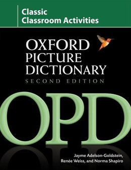 Book Oxford Picture Dictionary, Second Edition: Classic Classroom Activities by Jayme Adelson-Goldstein