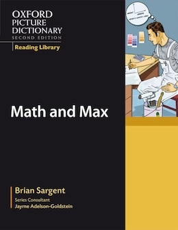 Book Oxford Picture Dictionary, Second Edition: Workplace Reading Library Math and Max by Jayme Adelson-Goldstein