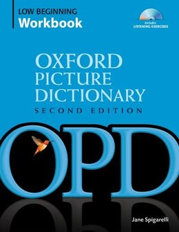 Book The Oxford Picture Dictionary, Second Edition: Lower-Beginner Workbook Pack by Oxford