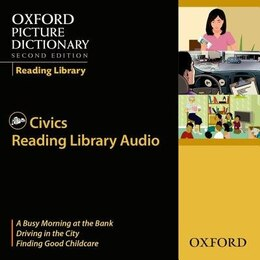 Book Oxford Picture Dictionary, Second Edition: Reading Library Civics Audio CD by Jayme Adelson-Goldstein