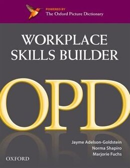 Book Oxford Picture Dictionary Workplace Skills Builder by Jayme Adelson-Goldstein
