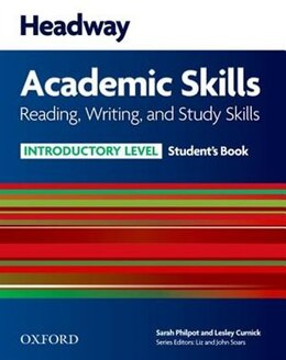 Book Headway Academic Skills: Introductory Reading, Writing, and Study Skills Students Book by Sarah Philpot