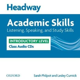 Book Headway Academic Skills: Introductory Level Listening, Speaking, and Study Skills Class Audio CDs… by Sarah Philpot