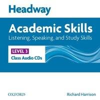 Headway Academic Skills: 3 Listening, Speaking, and Study Skills Class Audio CDs (3)
