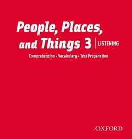 Book People, Places, and Things Listening: Level 3 Audio CDs (2) by Lin LOUGHEED