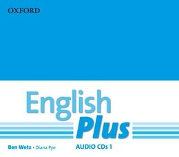Book English Plus: 1 Audio CD: An English secondary course for students aged 12-16 years. by Ben Wetz