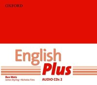 English Plus: 2 Audio CD: An English secondary course for students aged 12-16 years.