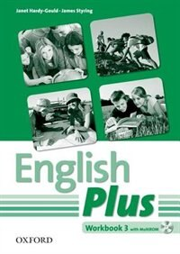 Book English Plus: Level 3 Workbook with MultiROM: An English secondary course for students aged 12-16… by Janet Hardy-Gould