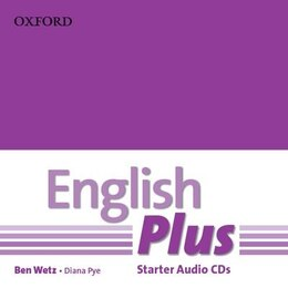 Book English Plus: Starter Class CD (3 Discs) by Ben Wetz