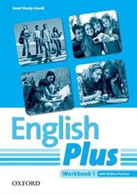 Book English Plus: Level 1 Workbook with Online Practice by Janet Hardy-Gould