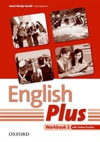 Book English Plus: Level 2 Workbook with Online Practice by Janet Hardy-Gould