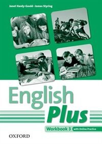 English Plus: Level 3 Workbook with Online Practice