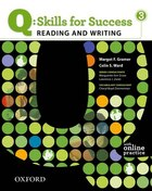Q Skills for Success: Reading and Writing 3 Student Book Pack