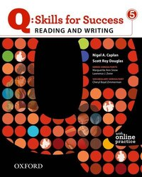 Q Skills for Success: Reading and Writing 5 Student Book