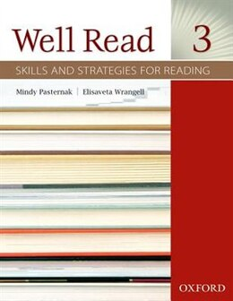 Book Well Read: Level 3 Student Book by Mindy Pasternak