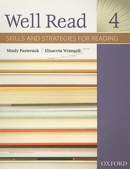 Book Well Read: Level 4 Student Book by Mindy Pasternak