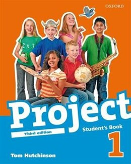 Book Project, Third Edition: Level 1 Student Book by Hutchinson