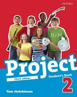 Book Project, Third Edition: Level 2 Student Book by Hutchinson
