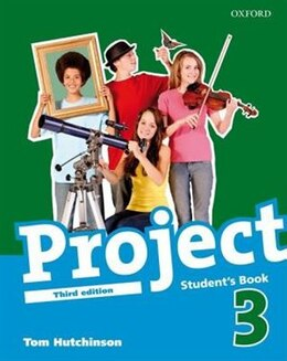 Book Project, Third Edition: Level 3 Student Book by Hutchinson