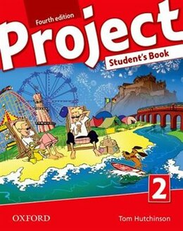 Book Project: Level 2 Students Book by Tom Hutchinson
