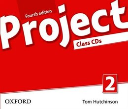 Book Project: 2 Class Audio CDs by Tom Hutchinson