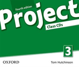 Book Project: 3 Class Audio CDs by Tom Hutchinson