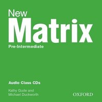 New Matrix: Pre-Intermediate Audio Class CDs (2)
