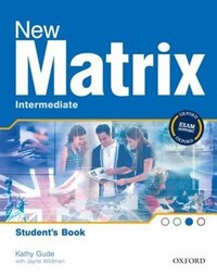 New Matrix: Intermediate Student Book