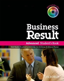 Book Business Result: Advanced Student Book Pack by John Hughes