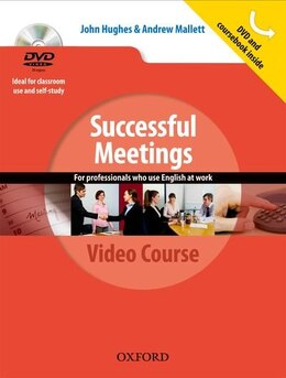 Book Successful Meetings: DVD and Students Book Pack: A video series teaching business communication… by John Hughes