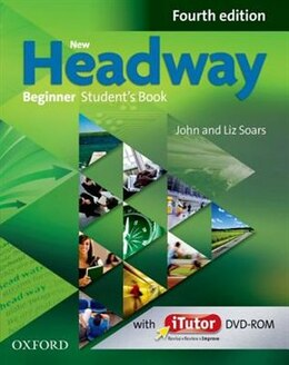 Book New Headway: Beginner Students Book and iTutor Pack by John Soars
