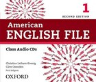 American English File: Level 1 Class Audio CDs