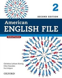 American English File: Level 2 Student Book Pack