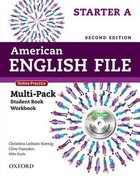 American English File: Starter Multipack A with Online Practice and iChecker