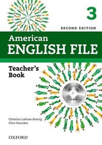 Book American English File: Level 3 Teachers Book Pack by Christina Latham-Koenig