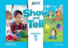 Book Show and Tell: Level 1 Activity Book by Gabby Pritchard