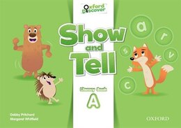 Book Show and Tell: Level 2 Literacy Book by Gabby Pritchard