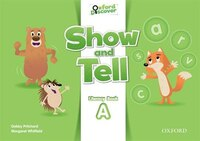 Show and Tell: Level 2 Literacy Book