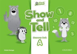 Book Show and Tell: Level 2 Numeracy Book by Gabby Pritchard