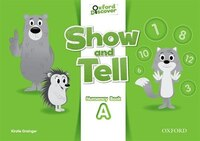 Show and Tell: Level 2 Numeracy Book