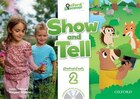 Show and Tell: Level 2 Student Book and MultiROM Pack
