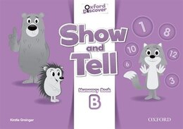Book Show and Tell: Level 3 Numeracy Book by Gabby Pritchard