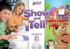 Show and Tell: Level 3 Student Book and MultiROM Pack