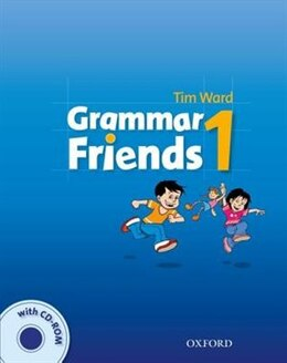 Book Grammar Friends 1: Students Book with CD-ROM Pack by Tim Ward