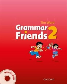 Book Grammar Friends 2: Students Book with CD-ROM Pack by Tim Ward