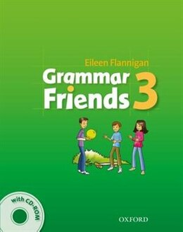 Book Grammar Friends 3: Students Book with CD-ROM Pack by Tim Ward