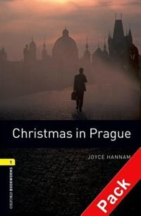 Book Oxford Bookworms Library, New Edition: Level 1 (400 headwords) Christmas in Prague Audio CD Pack… by Jennifer Bassett