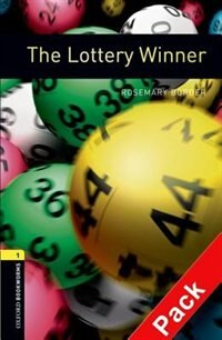 Book Oxford Bookworms Library, New Edition: Level 1 (400 headwords) The Lottery Winner Audio CD Pack… by Jennifer Bassett