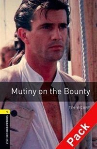 Book Oxford Bookworms Library, New Edition: Level 1 (400 headwords) Mutiny on the Bounty Audio CD Pack… by Jennifer Bassett