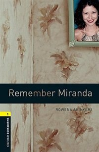 Book Oxford Bookworms Library, New Edition: Level 1 (400 headwords) Remember Miranda by Jennifer Bassett